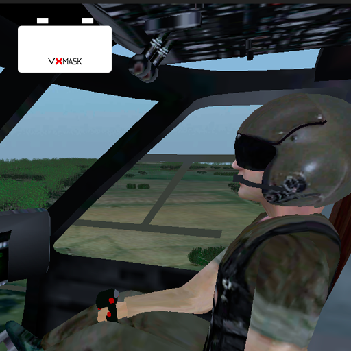 Ikona produktu Store MVR: Helicopter VR
